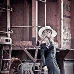 Model Nikita MUA: Shanon Taillon Photo Claude bélanger
